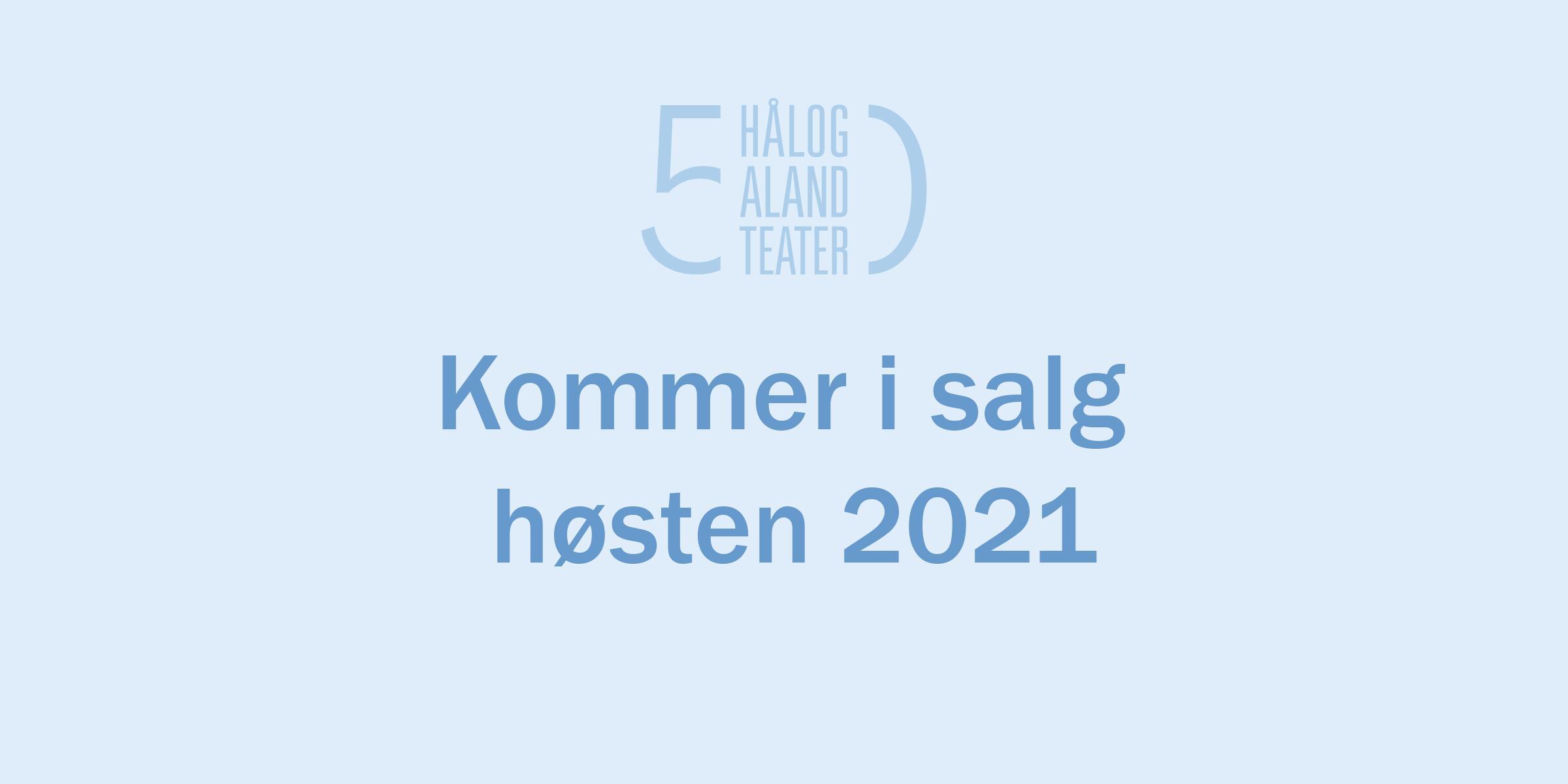 Hammerfest |HT - Hålogaland Teater